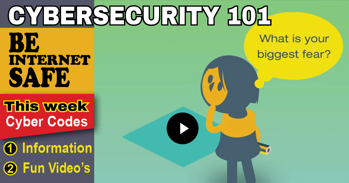 Cybersecurity 101 picture of Cyber Codes